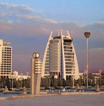 Aşkabat Türkmenistan