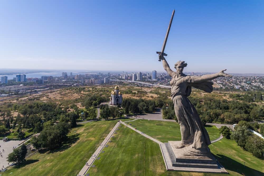 Anavatan Çağırıyor – Volgograd, Rusya
