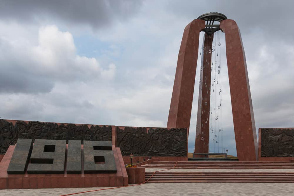 Ata Beyit Anıtı Bişkek
