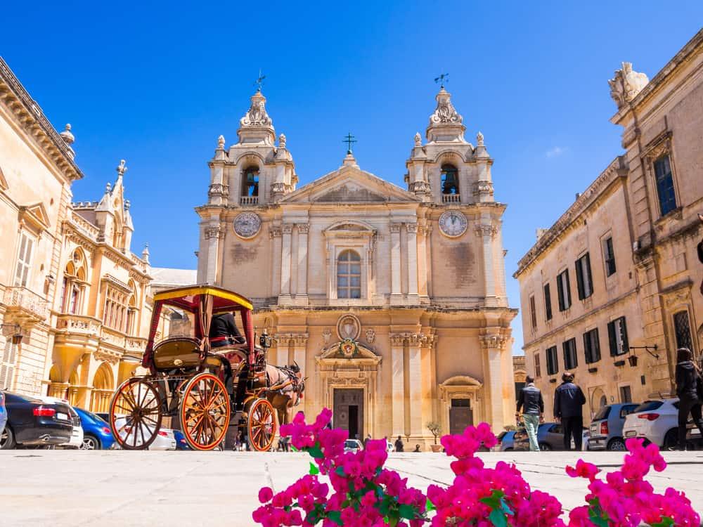 Aziz Paul Katedrali Malta