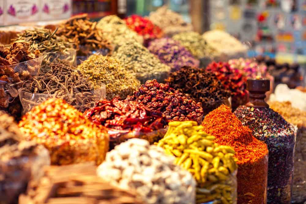 Baharatçılar Dubai
