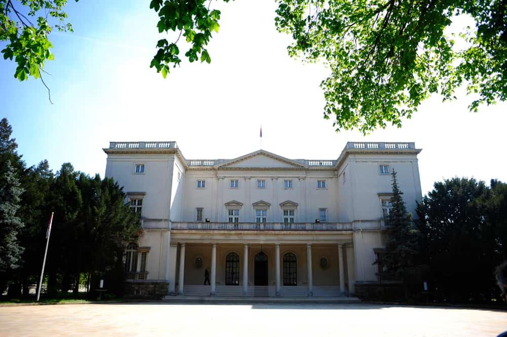Belgrad Beyaz Saray (Beli Dvor) ve Kraliyet Sarayı
