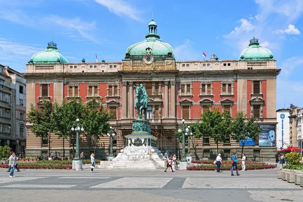Belgrad Cumhuriyet Meydanı