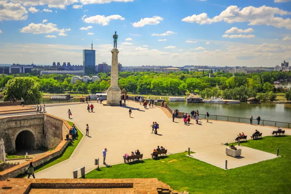 Belgrad Kalemegdan Kalesi