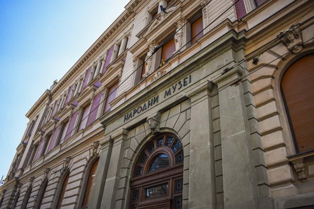 Belgrad Ulusal Müze (Narodni Muzej)