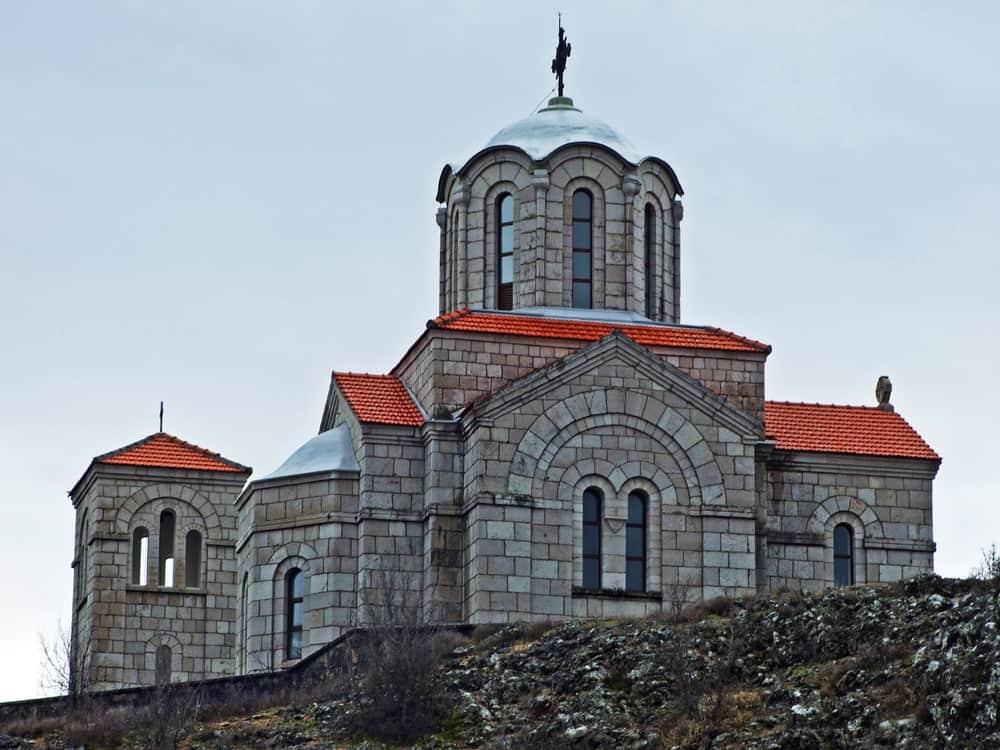 Belgrad Yükseliş Kilisesi (Crkva-Svetog-Vaznesenja)