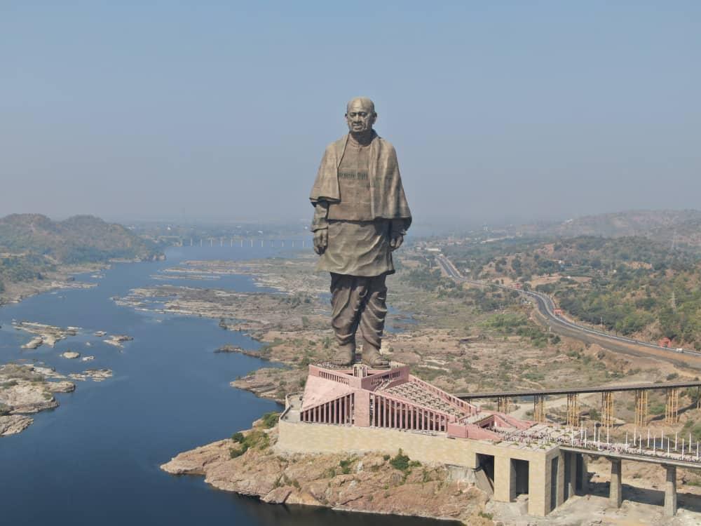 Birlik Heykeli – Gujarat, Hindistan