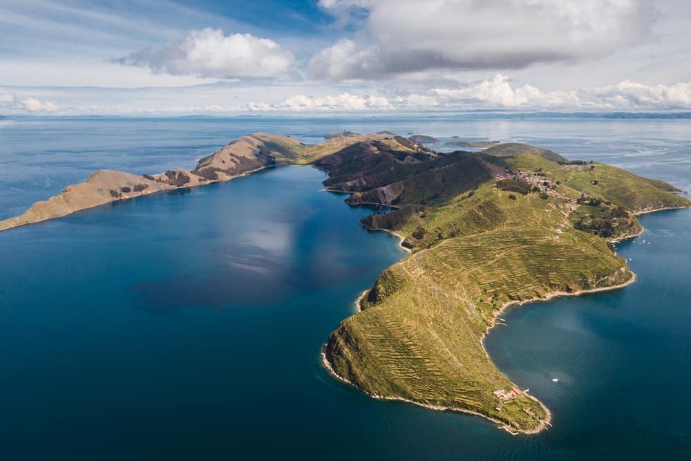 Isla del Sol, Bolivya