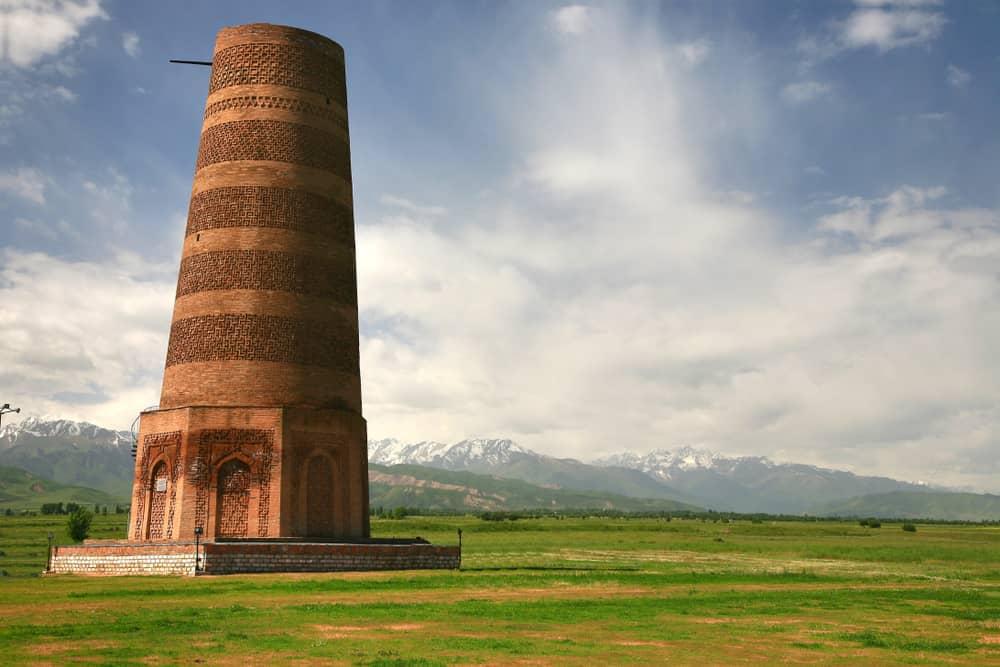Burana Kulesi Bişkek Kırgızistan