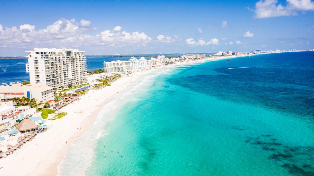 Cancun Meksika