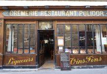Crémerie Restaurant Polidor Paris