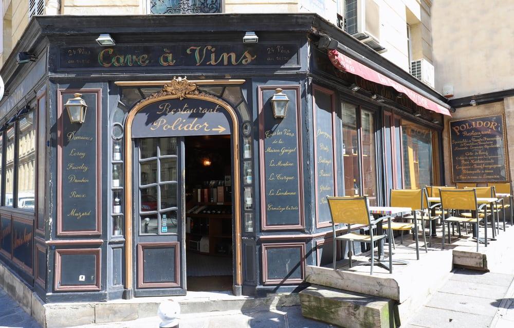 Crémerie Restaurant Polidor Paris Fransa