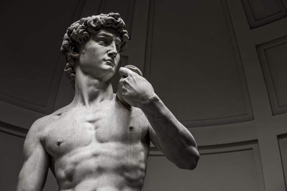 Davut Heykeli – Floransa, İtalya