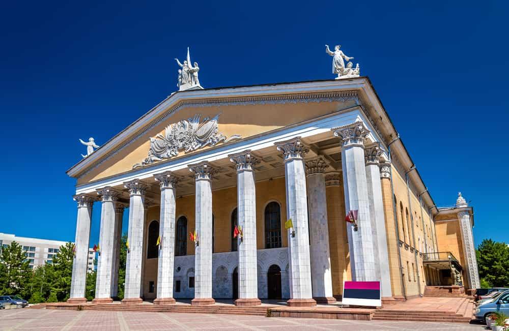 Devlet Opera ve Bale Binası Bişkek