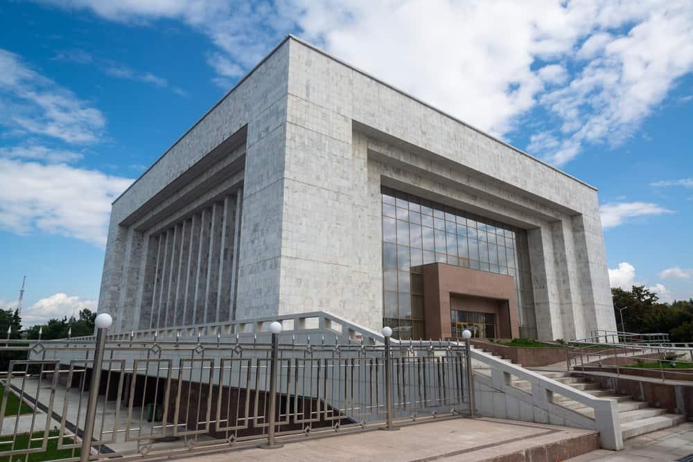 Devlet Tarih Müzesi Bişkek