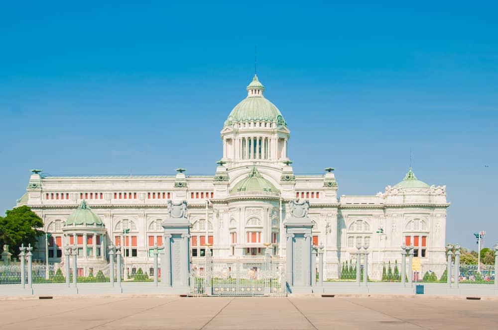 Dusit Sarayı Bangkok Tayland