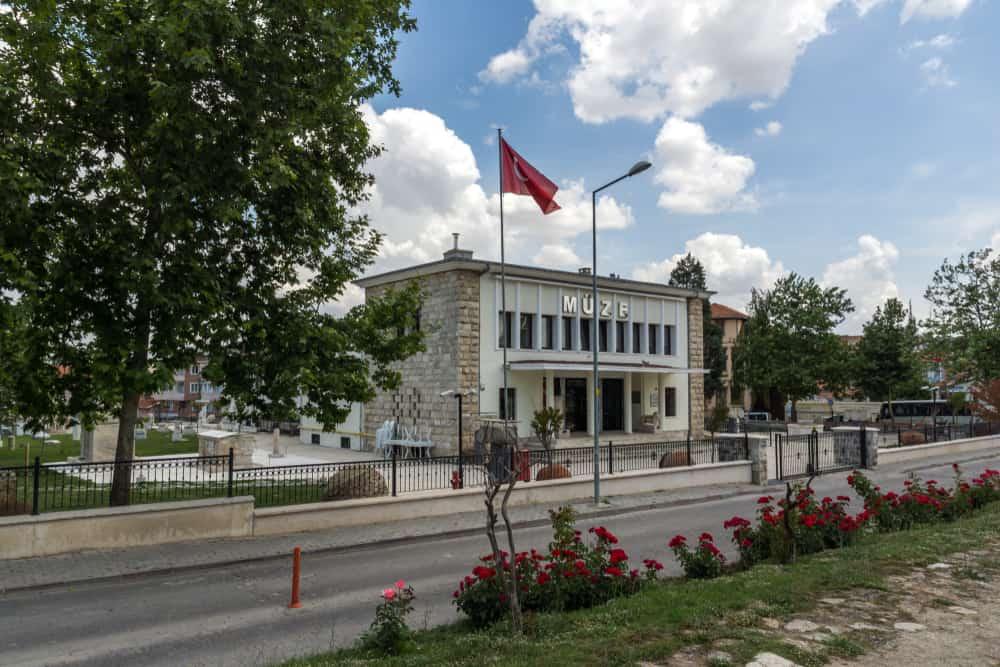 Edirne Arkeoloji ve Etnografya Müzesi, Edirne