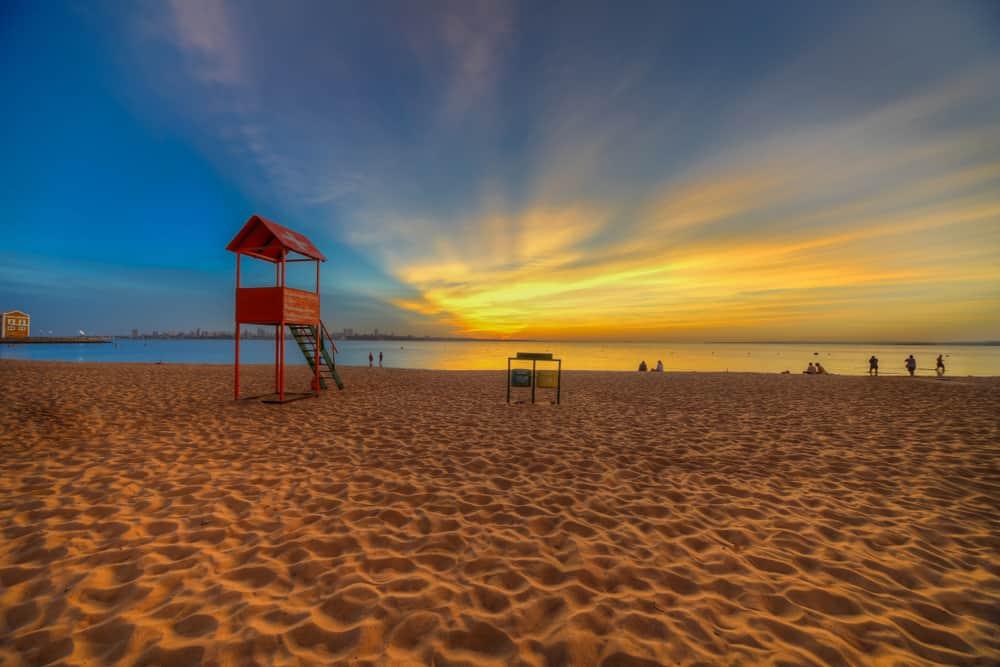 Encarnacion, Paraguay San Jose Plajı