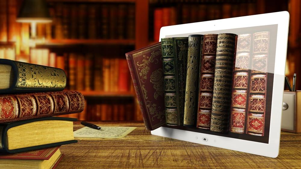 Eski Dijital Kitap Arşivi