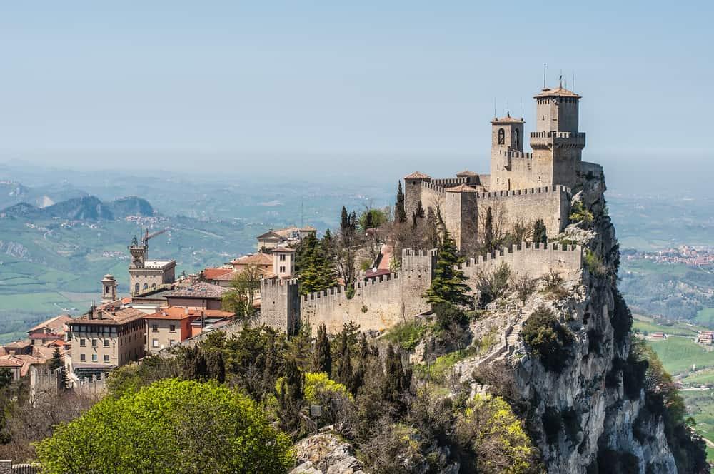 Guaita Kalesi San Marino