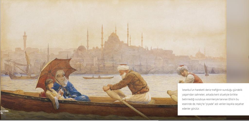 Haliç 19. yüzyıl