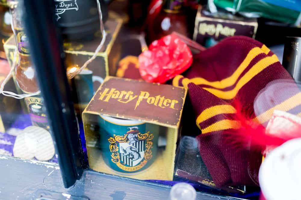 Harry Potter Fan Ürünleri İngiltere