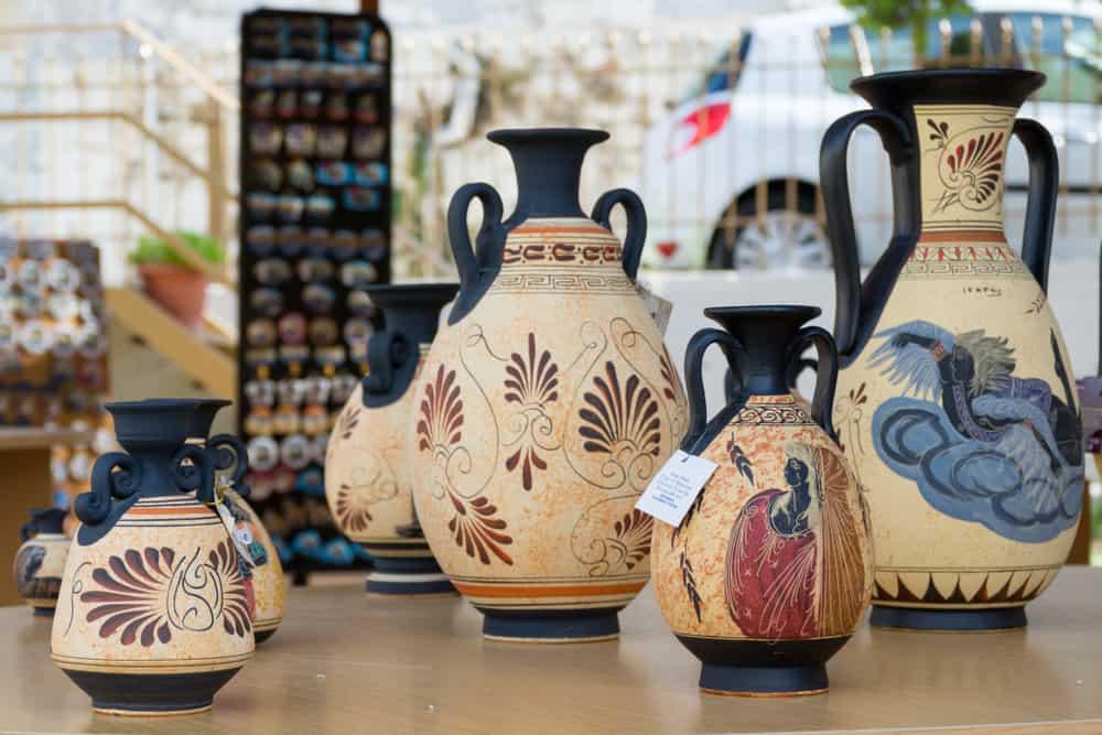 Helenistik Vazolar Yunanistan