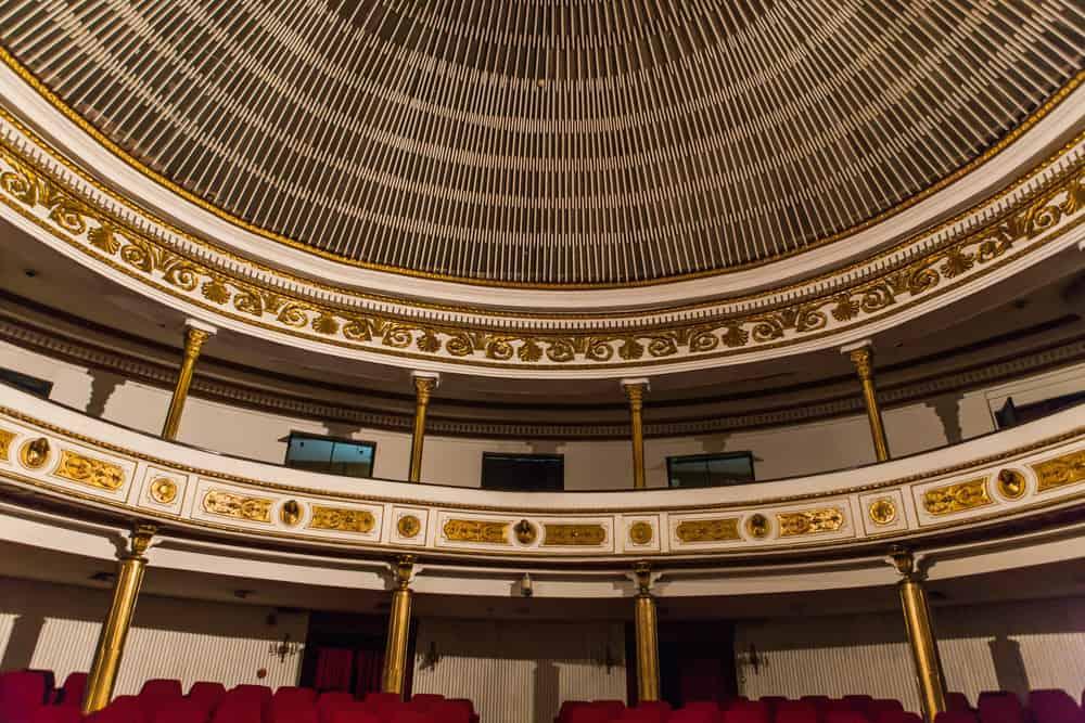 Jakarta Sanat Tiyatrosu (Gedung Kesenian Jakarta) Endonezya