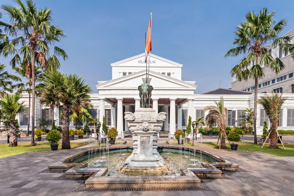 Jakarta Ulusal Müzesi Endonezya