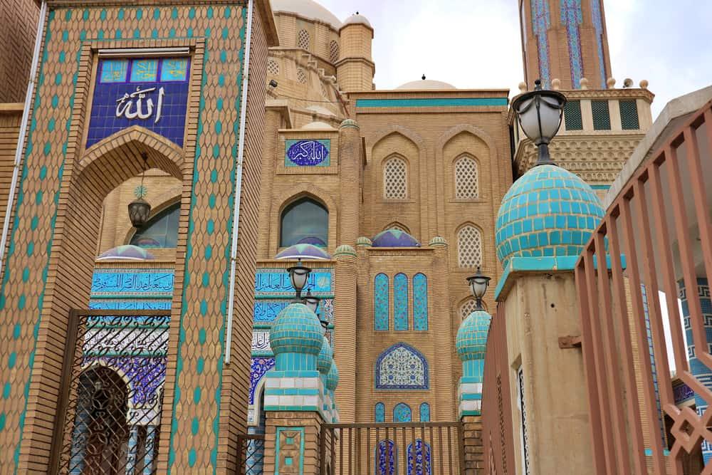 Jalil Khayat Camii Erbil Irak