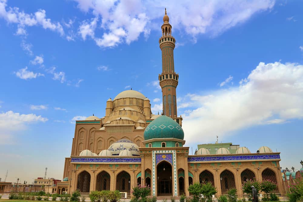 Jalil Khayat Camii Erbil