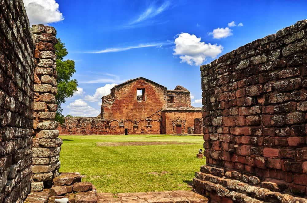 Jesuit Guarani Encarnacion Paraguay