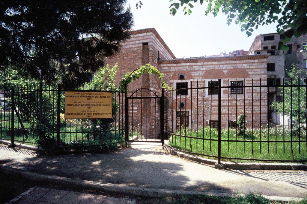 Kadın Eserleri Kütüphanesi İstanbul