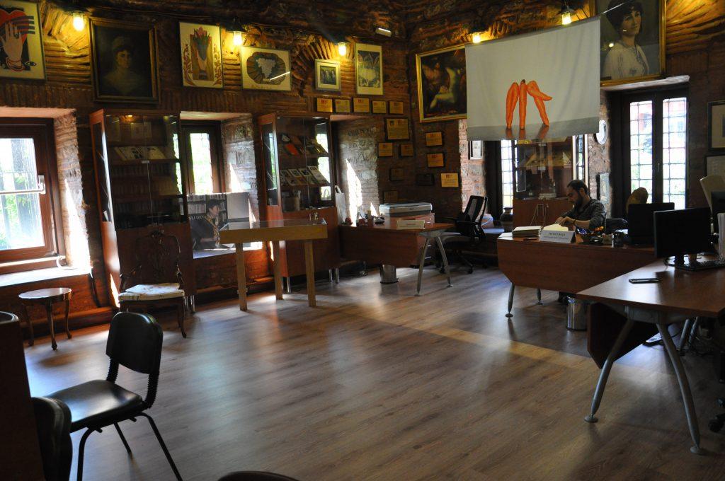 Kadın Eserleri Kütüphanesi Balat İstanbul