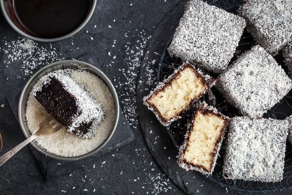 Lamington – Flour Stone – Sydney, Avustralya
