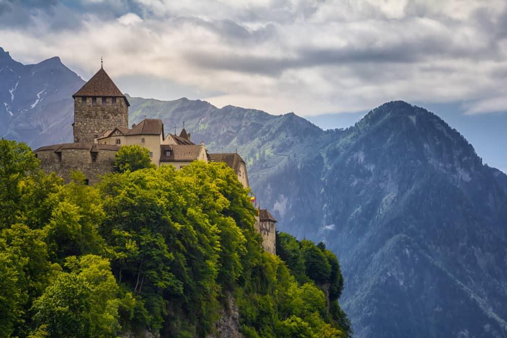 Liechtenstein Kalesi
