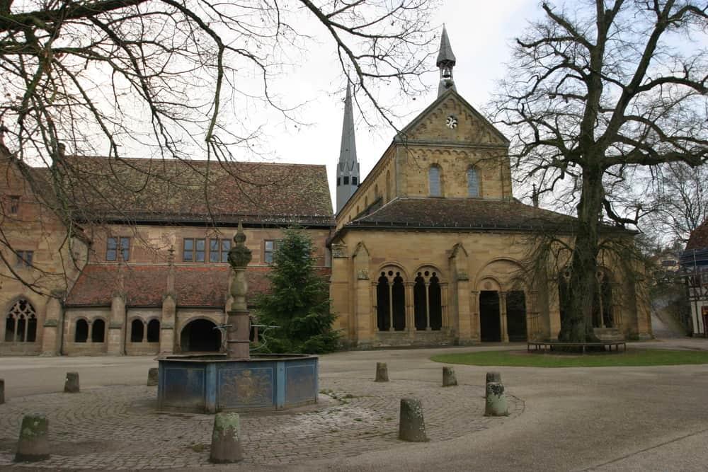 Maulbronn Manastır Kompleksi Stuttgart Almanya