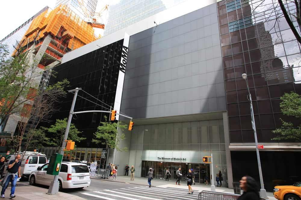 MoMA Museum Of Modern Arts, New York