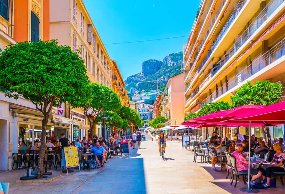 Monako Caddesi