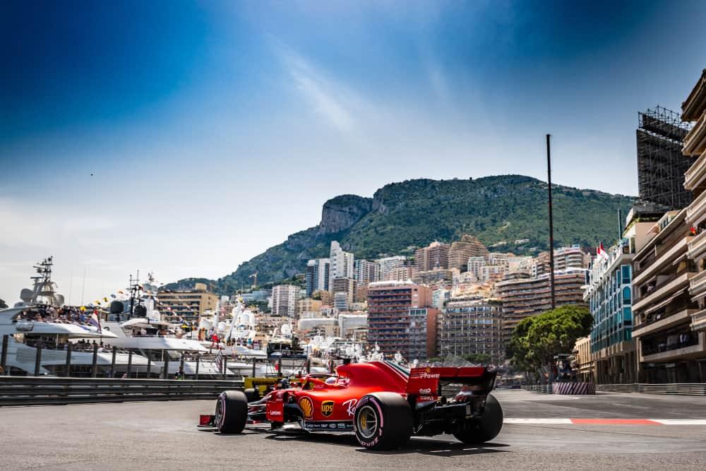 Monako Formula 1