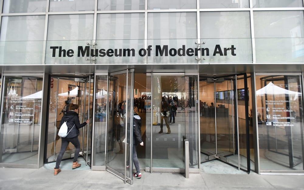 New York MoMA Museum Of Modern Arts