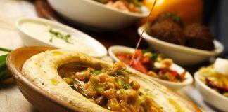 Orta Doğu Yemeği Humus