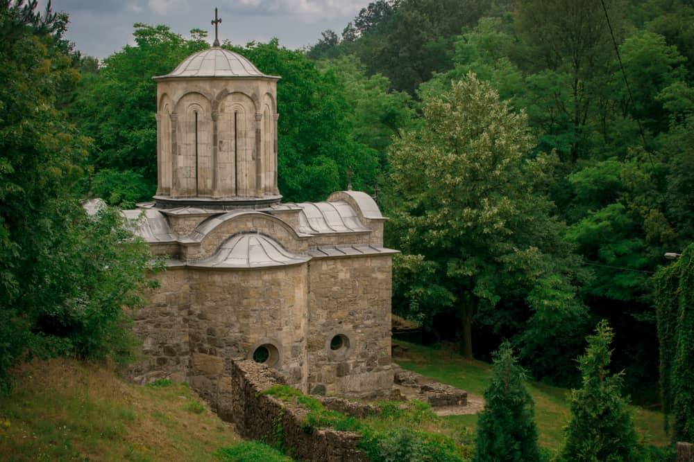 Pavlovac Manastırı Belgrad