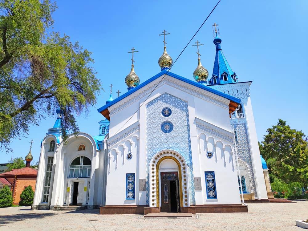 Rus Ortodoks Kilisesi Bişkek