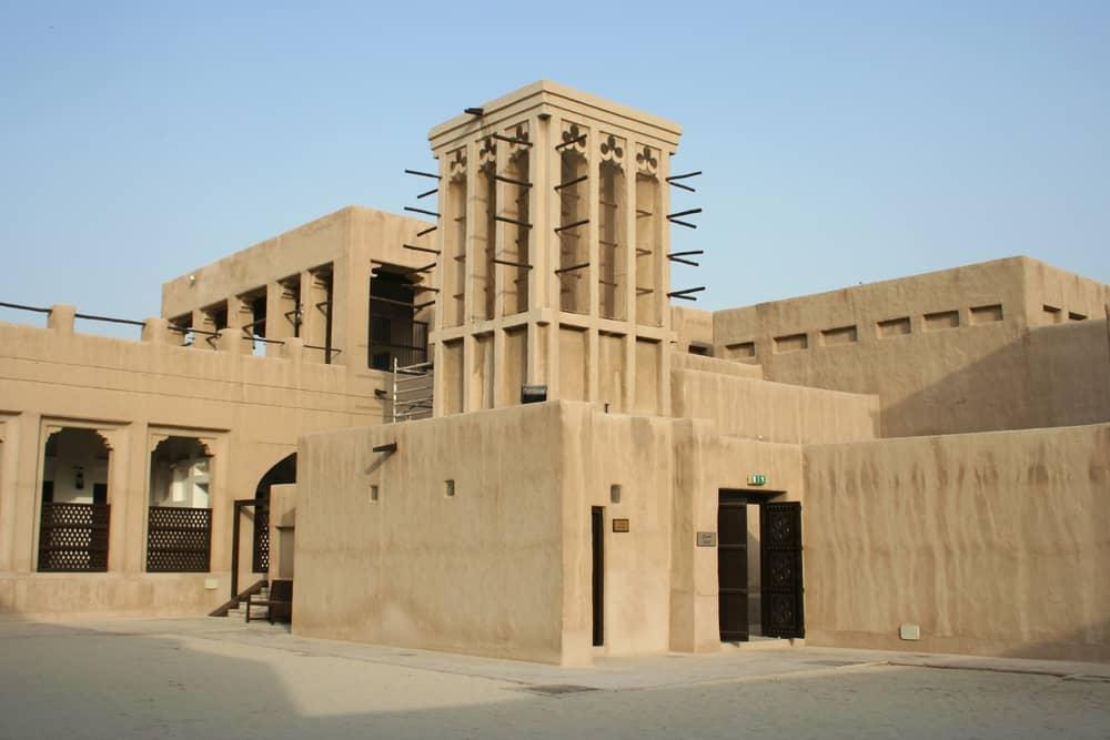 Saeed Al Maktoum Evi Dubai