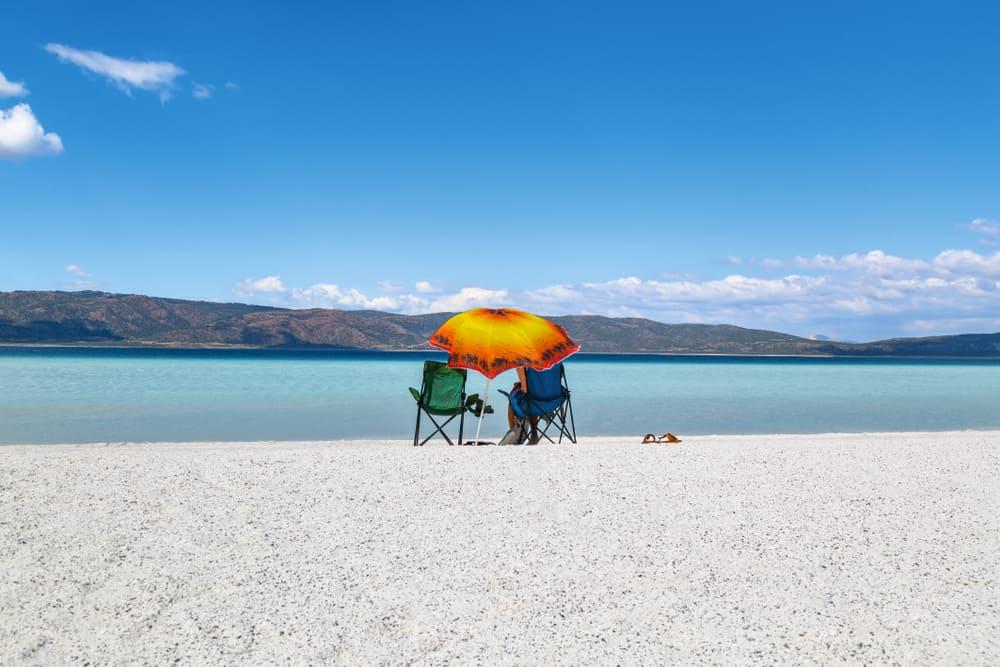 Salda Gölü Piknik
