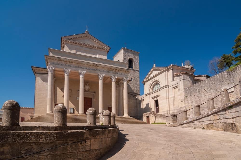 San Marino Bazilikası