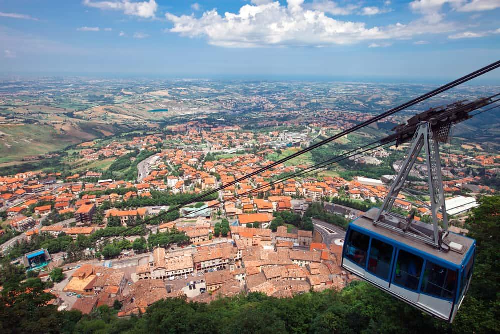 San Marino Teleferik