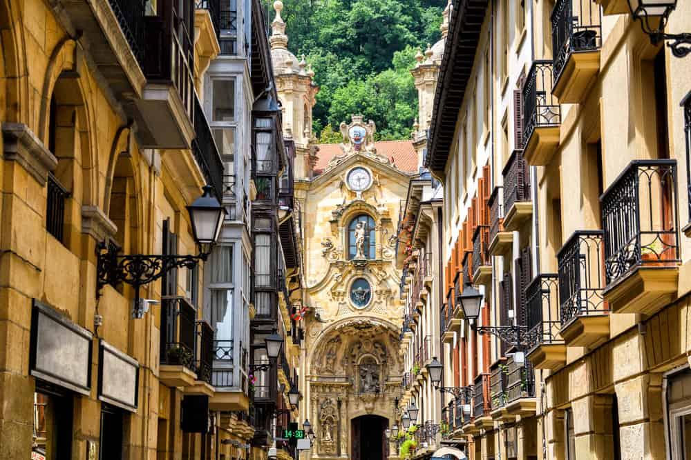 San Sebastian, İspanya