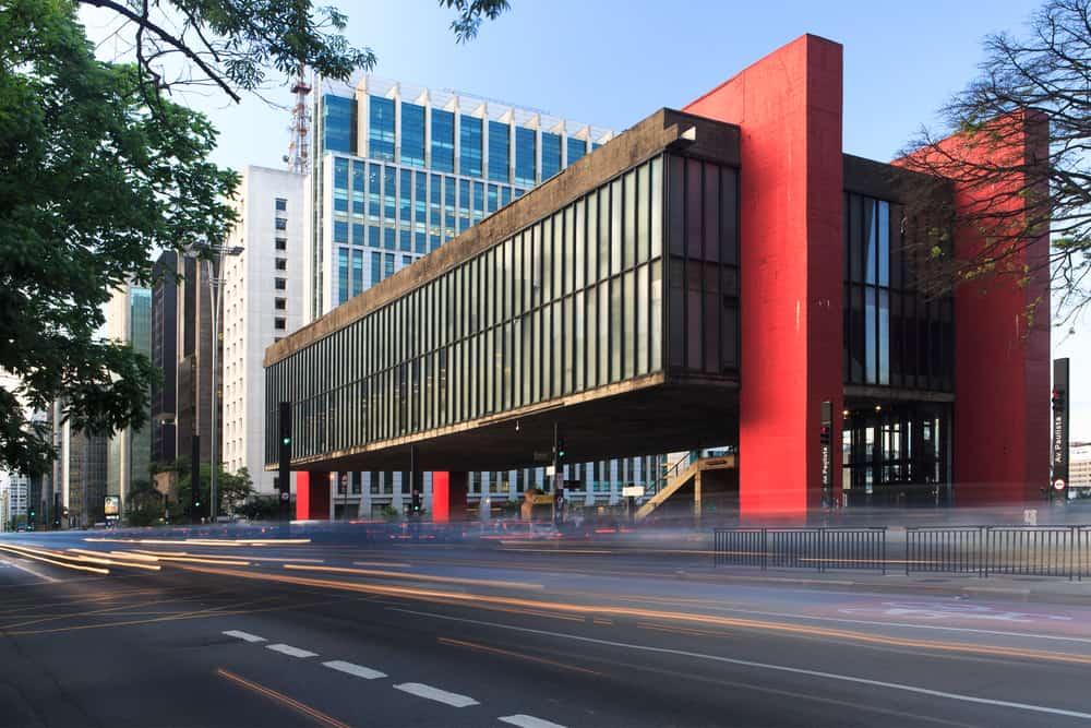 Sao Paulo Sanat Müzesi, Sao Paulo